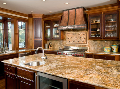 Professional Kitchen Remodel